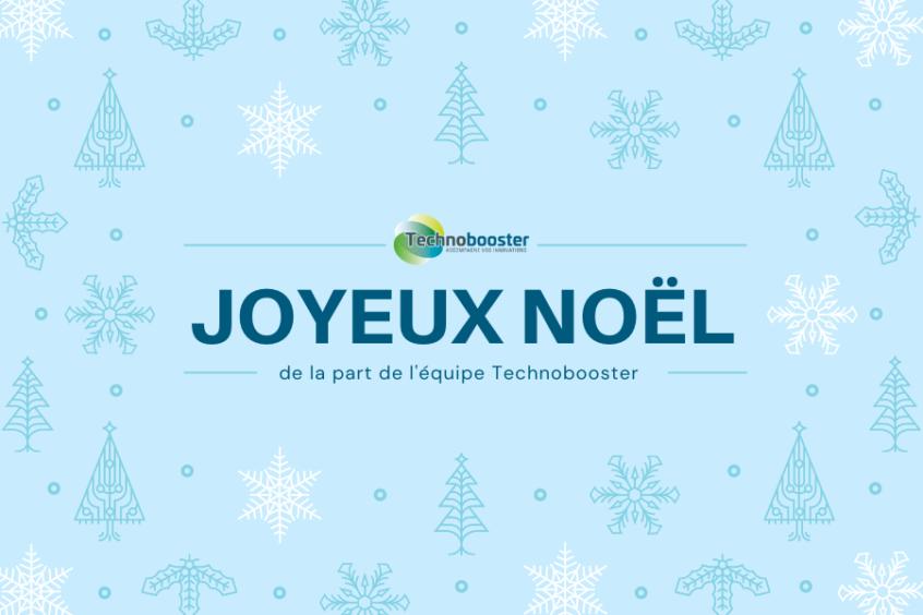 joyeux Noel Technobooster